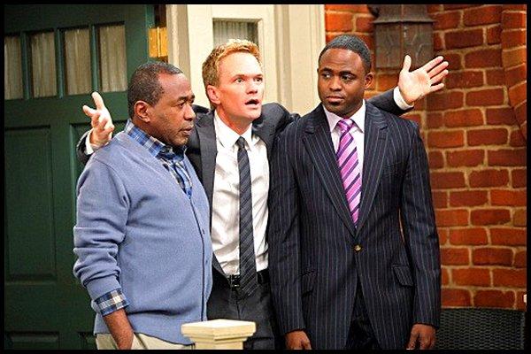 Saison 6 - Episode 2 : Un père pour Barney