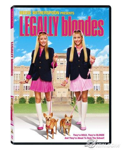 8# : Legally Blonde