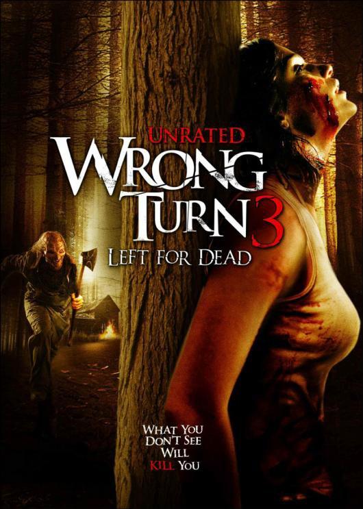 Détour Mortel 3 - Wrong Turn 3 (Left For Dead)