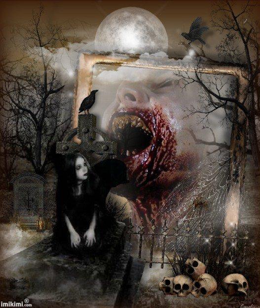 Gang De Vampire (30 jours de nuit)