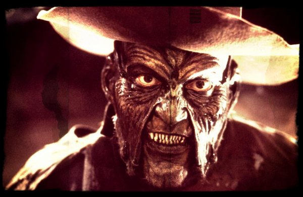 Le Creeper (Jeepers Creepers, le chant du diable / Jeepers Creepers 2)