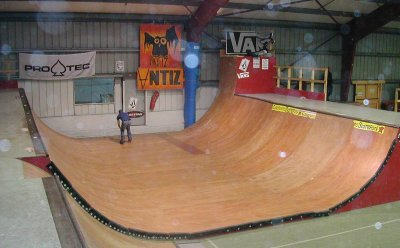 skate park de chelle