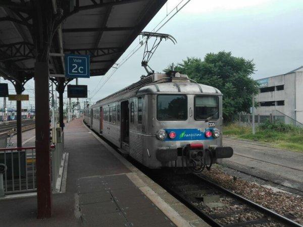 Z5300 du Transilien R