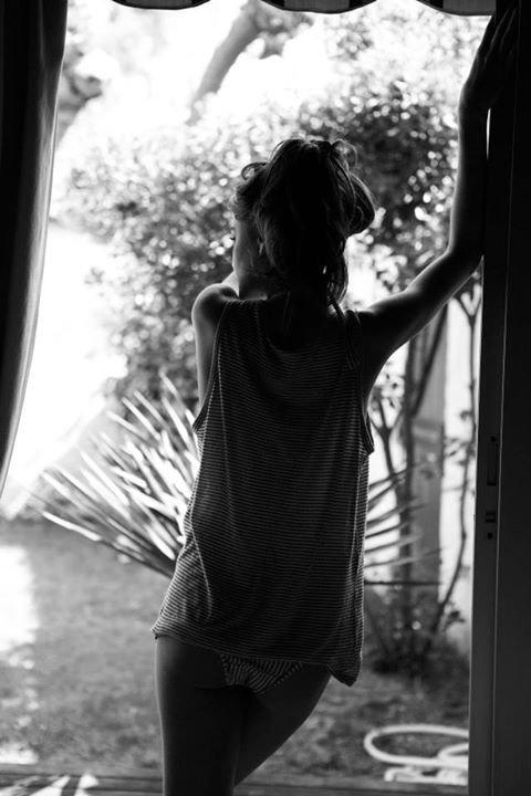 Tu m'auras au moins prouvé que rien ne reste, que tout part un jour ou l'autre.