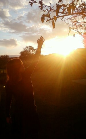 Je veux juste briller comme une étoile :') <3
