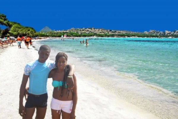 bebelle et moi, a palm beach