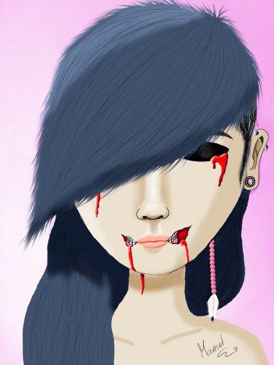 Regarder les filles pleurer.
