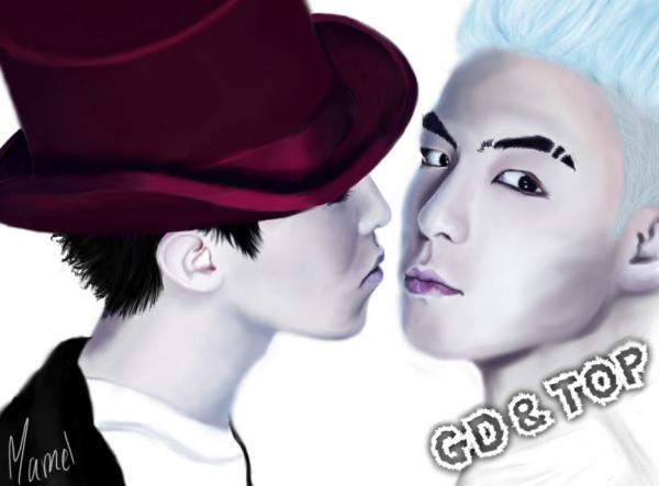 G-Dragon & T.O.P
