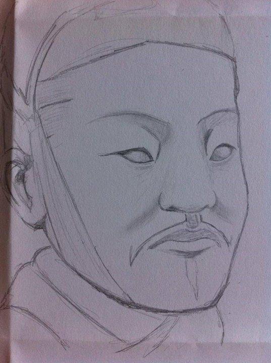 Soldat Qin
