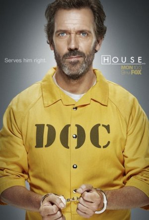 DR HOUSE -affiches
