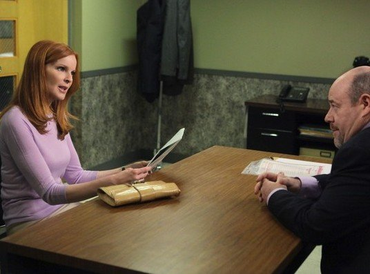 "DESPERATE HOUSEWIVES - 8x19 ""With So Little to Be Sure Of"" photos"