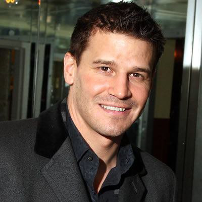 HAPPY BIRTHDAY DAVID BOREANAZ !!!!