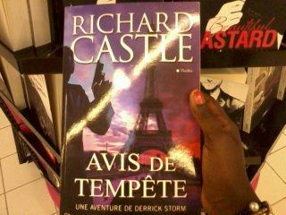 CASTLE - AVIS DE TEMPÊTE !!!