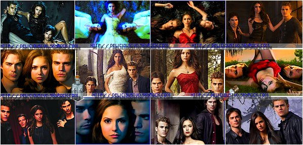 # Bienvenue sur ta source consacrée à la série qui rends à crocs : The Vampire Diaries ! ♥