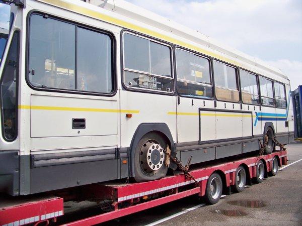 trolleybus de limoges camions passion 2. Black Bedroom Furniture Sets. Home Design Ideas