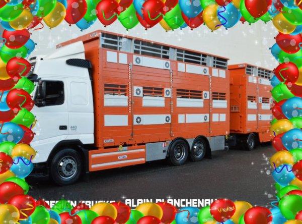 Bon Anniversaire Camions Passion 2
