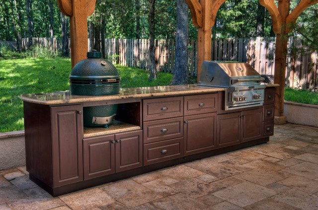 polymer cabinets for outdoor kitchens how to decor our outdoor kitchen cabinets polymer 7518