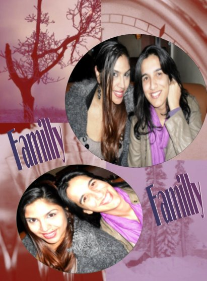 familly is familly!