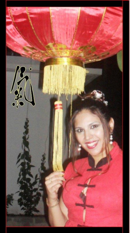 Soirée chinoise