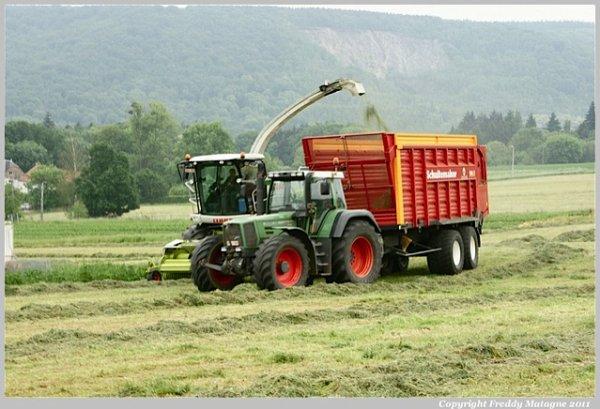 Ensilage d herbe