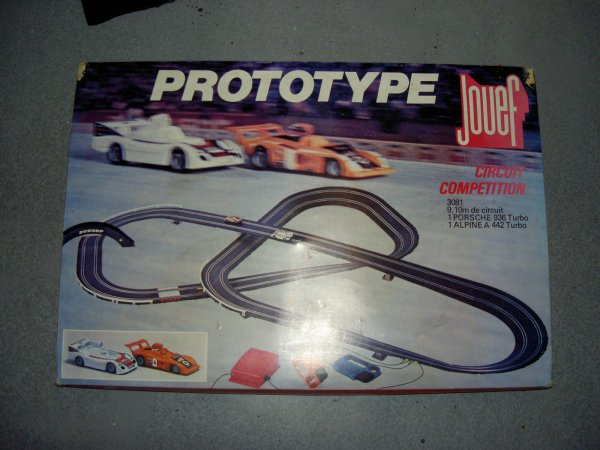 "Coffret "" Prototype "" Jouef ref 73081 00"