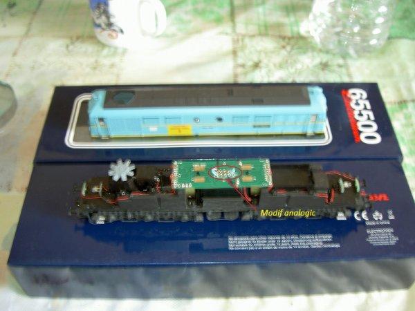 CC 65500 Electrotren