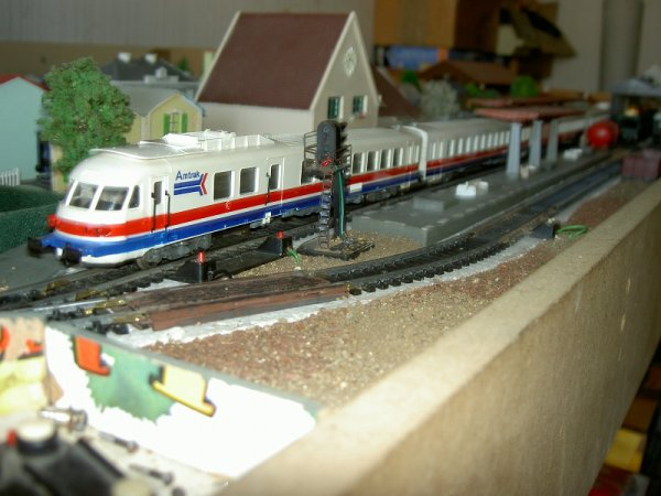 RTG Amtrak 4 Caisses