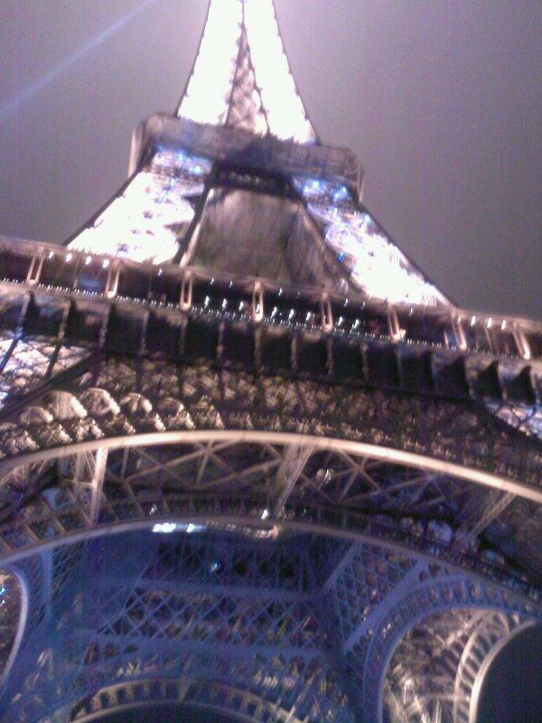 Thème : Paris et sa Tour