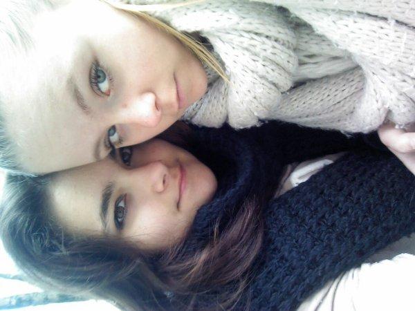 moi et ma chery ♥♥ :)