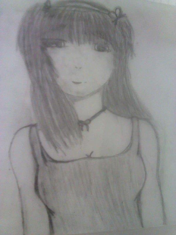 Voici un de mes dessins !<3!