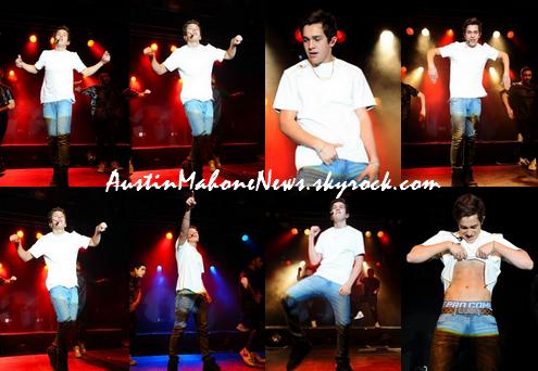28/06/14 - Austin Mahone était présent en Allemagne à Berlin le 27/06, il a fait par ailleurs un photoshoot & donné un concert.
