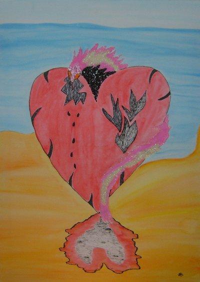 le coeur piger