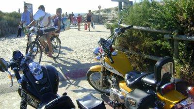 ma moto avant aprés