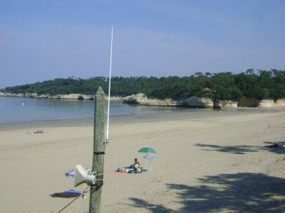 la plage mon petit coin de paradis
