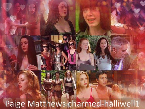 Paige Matthews