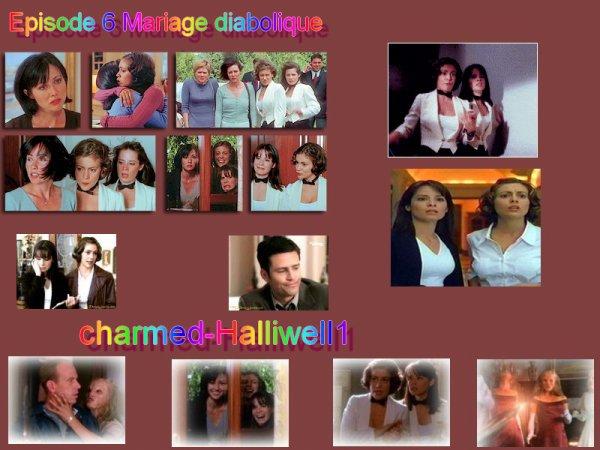 Charmed : Episode 06 : Saison 1 : Mariage Diabolique