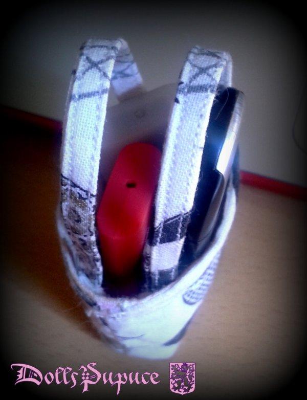 Sac en tissu miniature