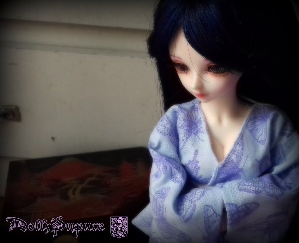 Kimono papillon