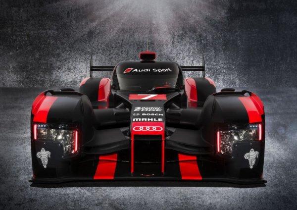 Audi saison 2016  WEC !