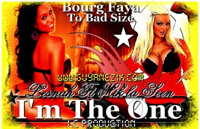 To Bad Size / I'm The one (LESNAH & MIK'LA SEEN) (2012)
