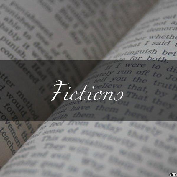 Fictions que je lis et qui sont top !