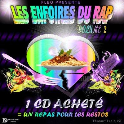 Les Enfoirés Du Rap Volume 2
