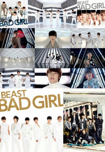 B2ST BAD GIRL JAPAN VERSION <3 <3 <3 <3 <3 <3