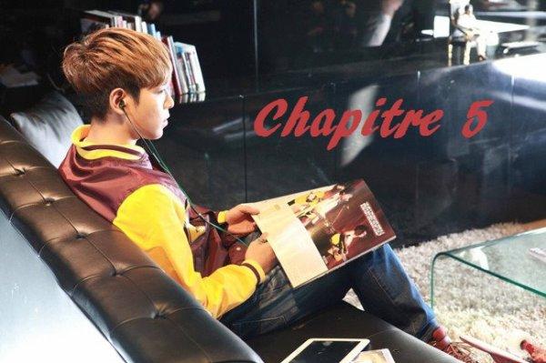 My Love, My Revenge : Chapitre 5