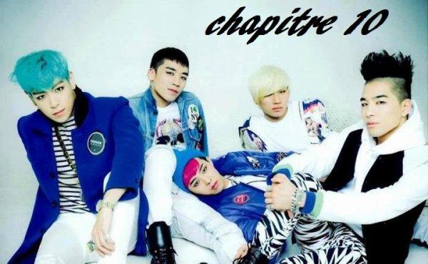 My Love, My Revenge : Chapitre 10
