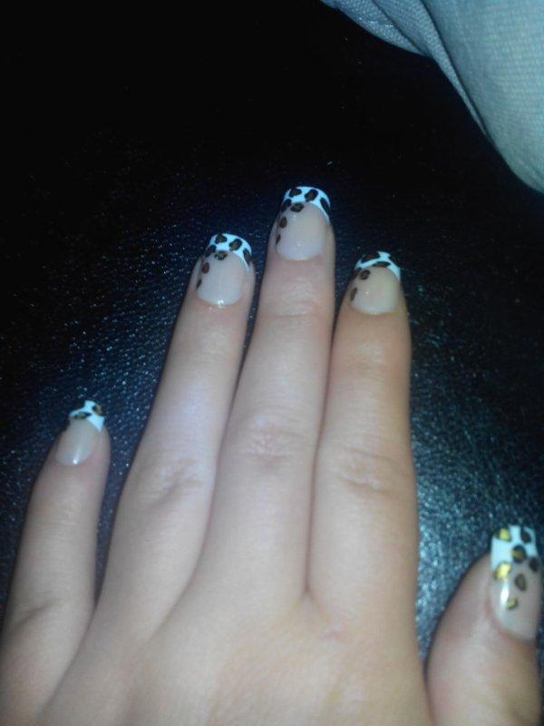 Nouveaux ongles :)