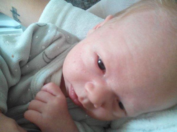Mon bébé 22/04/2015