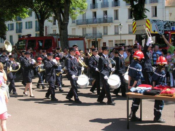 Congrès Départemental de l'Allier a Néris les Bains le 16 Juin 2013