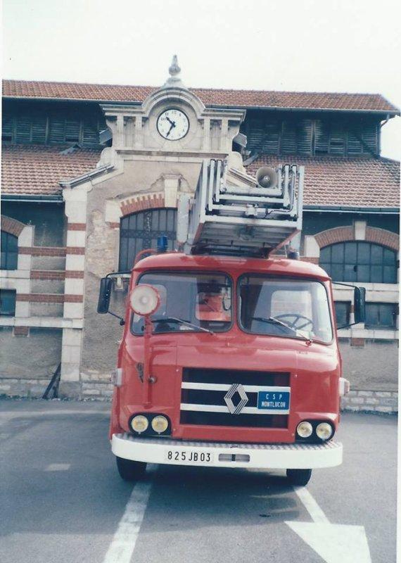 ancien EPA du CSP de Montluçon de 1985