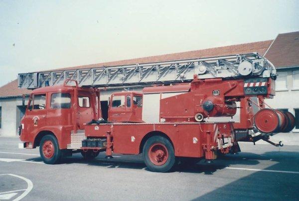 vue de l'arrière de l'ancien EPA du CSP de Montluçon de 1985